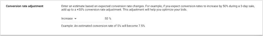В умных стратегиях Google Ads появились сезонные корректировки