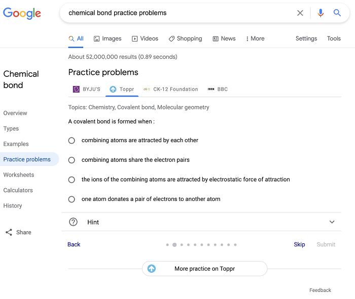 В Google появились 2 новых типа расширенных результатов