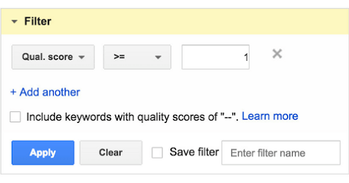 AdWords - more transparent Quality Score reporting .png