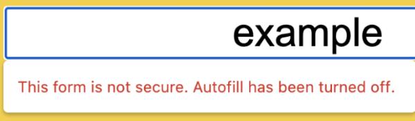 Google Chrome начнет предупреждать пользователей при отправке форм по HTTP