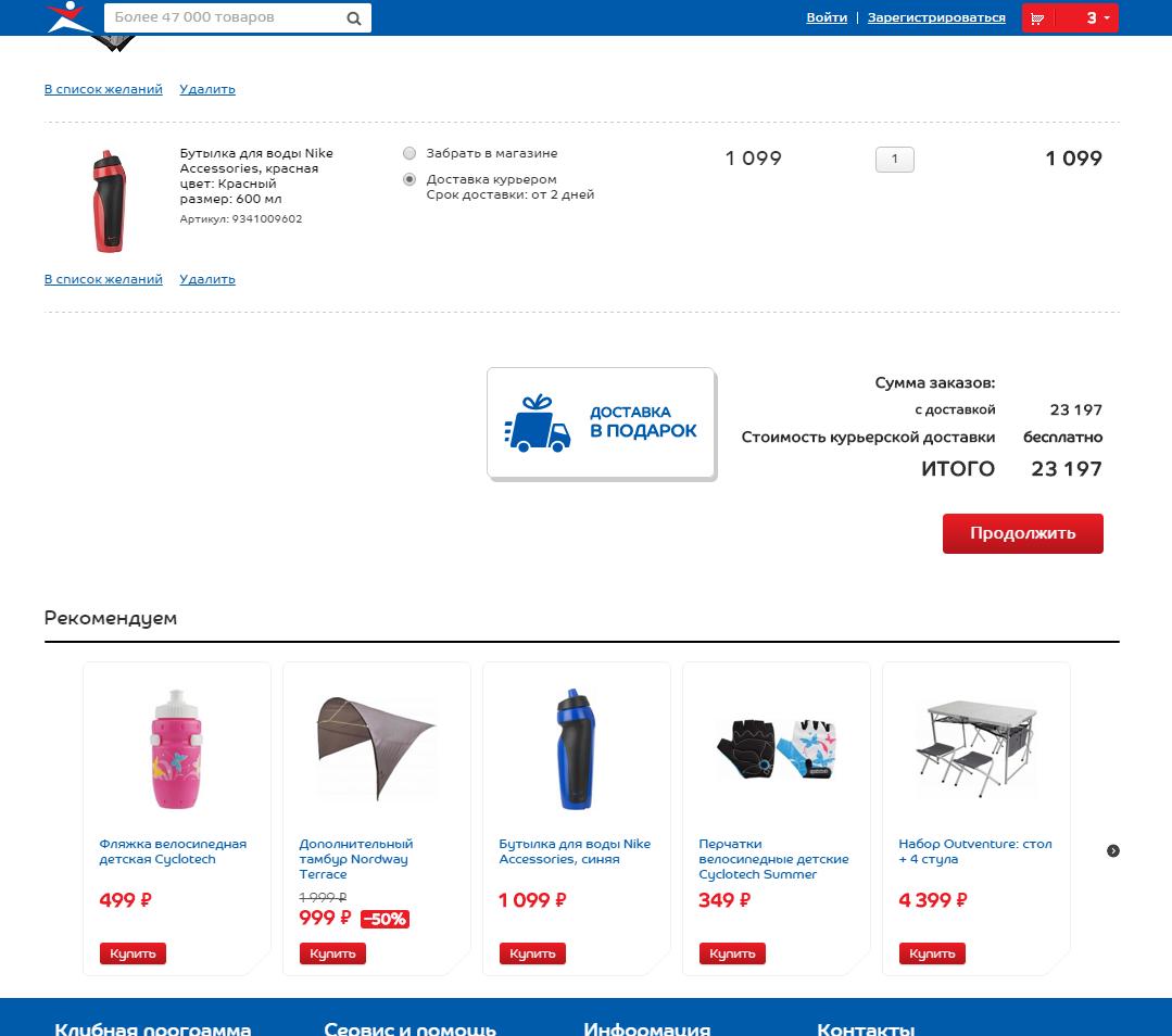 99 коммерческих параметров сайта: чек-лист для ecommerceКарточка товараПрочее
