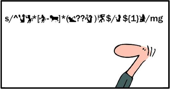 Язык регулярных выражений для интернет-маркетолога