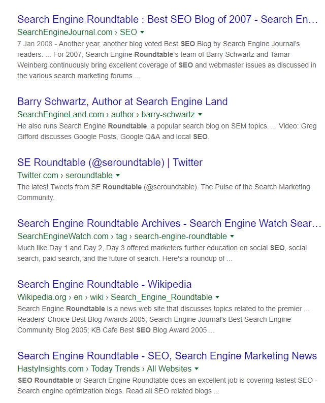 Google тестирует в сниппетах фавиконки и заглавные буквы в URL