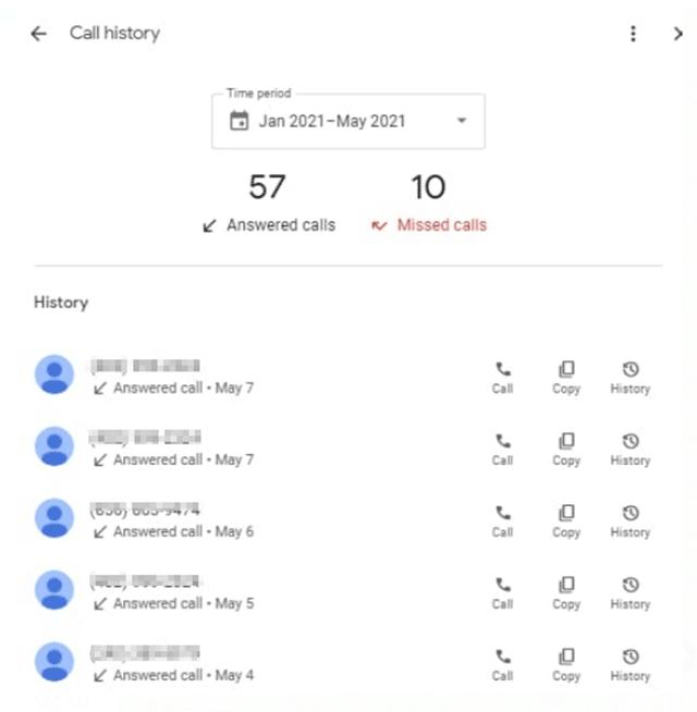 В Google Мой бизнес теперь отображаются данные о звонках клиентов