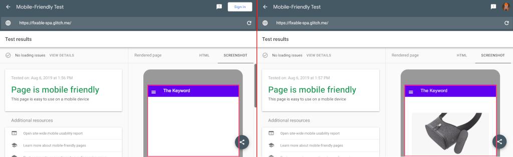 Инструменты тестирования Google начали поддерживать новый Googlebot