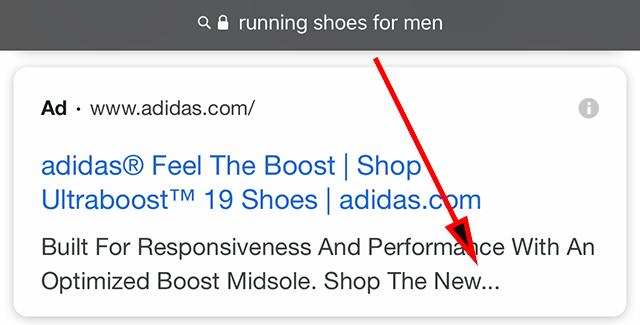 Google стал чаще обрезать заголовки и описания в контекстных объявлениях
