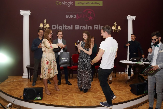 Digital Brain Ring