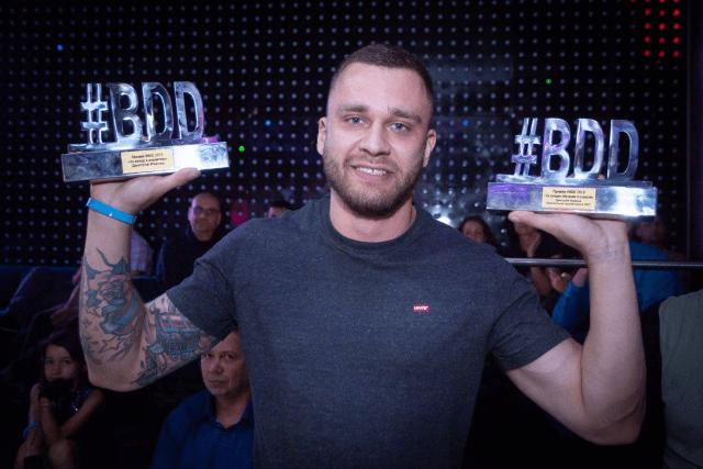 Дмитрий Иванов – обладатель премии «За вклад в аналитику» и «За лучшее обучение в отрасли»