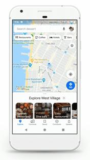 Google Карты в честь 15-летия запустили новые функции и обновили логотип