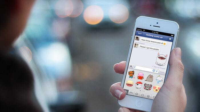 Facebook запустит рекламу в мобильном приложении Messenger
