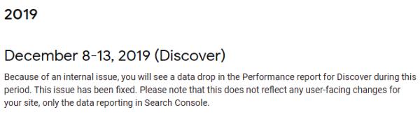 Google сообщил об ошибке в отображении данных Search Console
