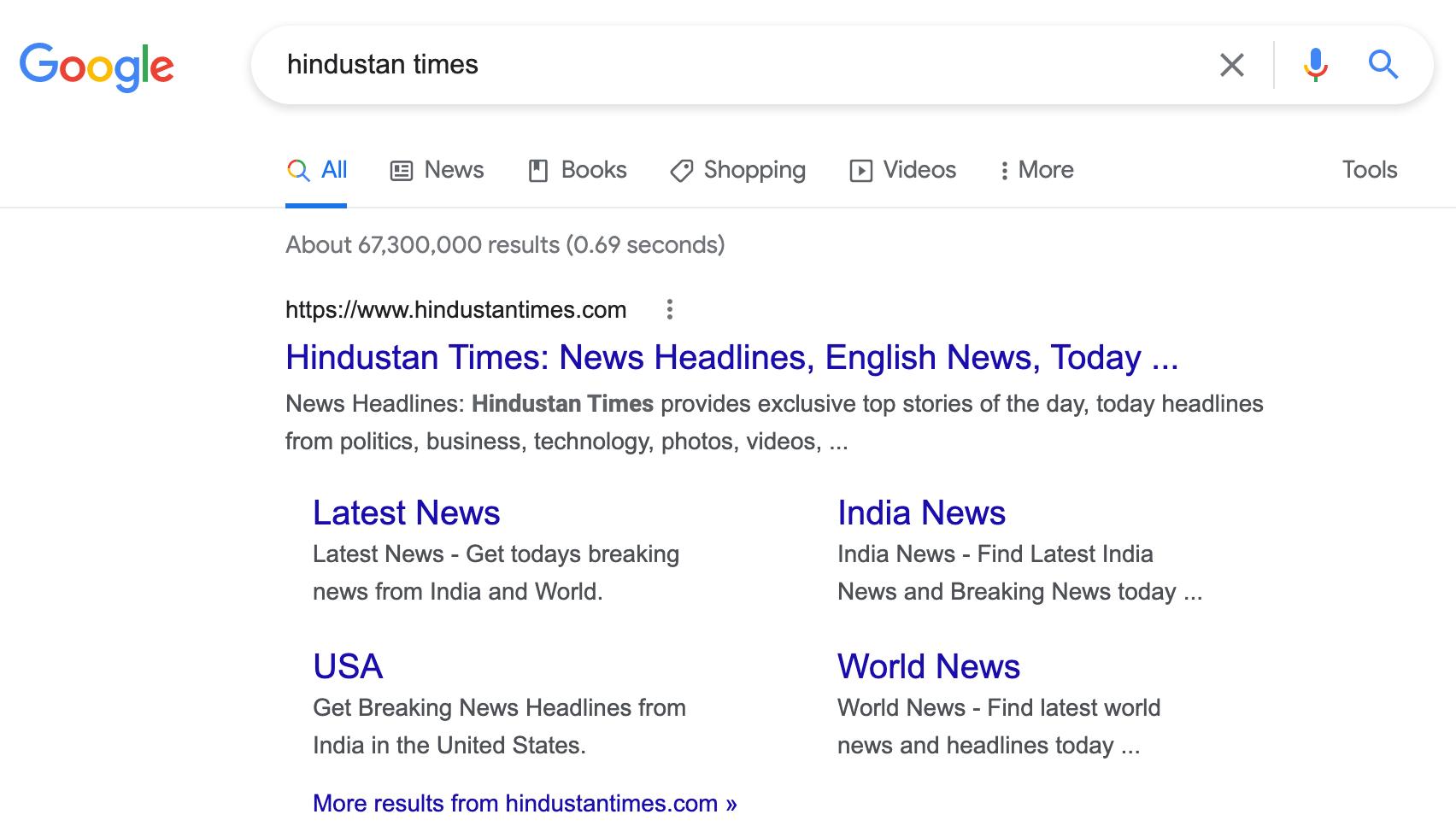 google-sitelinks-norm