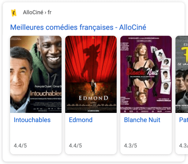 Google добавил разметку для фильмов