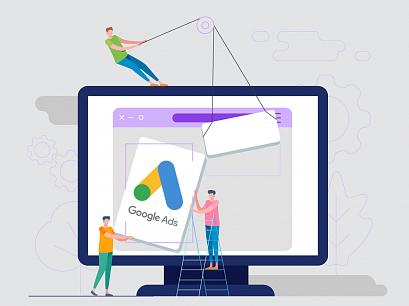 В Редакторе отчетов Google Ads стала доступна работа сразу с несколькими аккаунтами