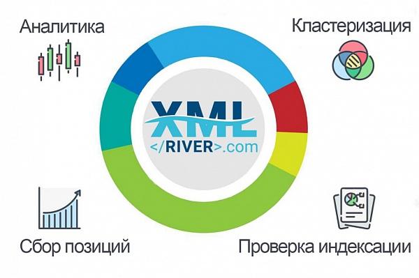 Парсинг поисковой выдачи Google и Яндекс через XMLRiver + конкурс